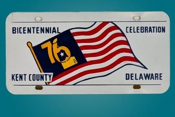 Bicentennial-Liscence-Plate