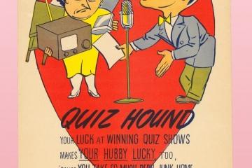 Quiz Hound Vinegar Valentine