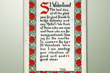 St-Valentines Day Card