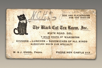 The Black Cat Tea Room Inc.