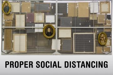 Proper Social Distancing